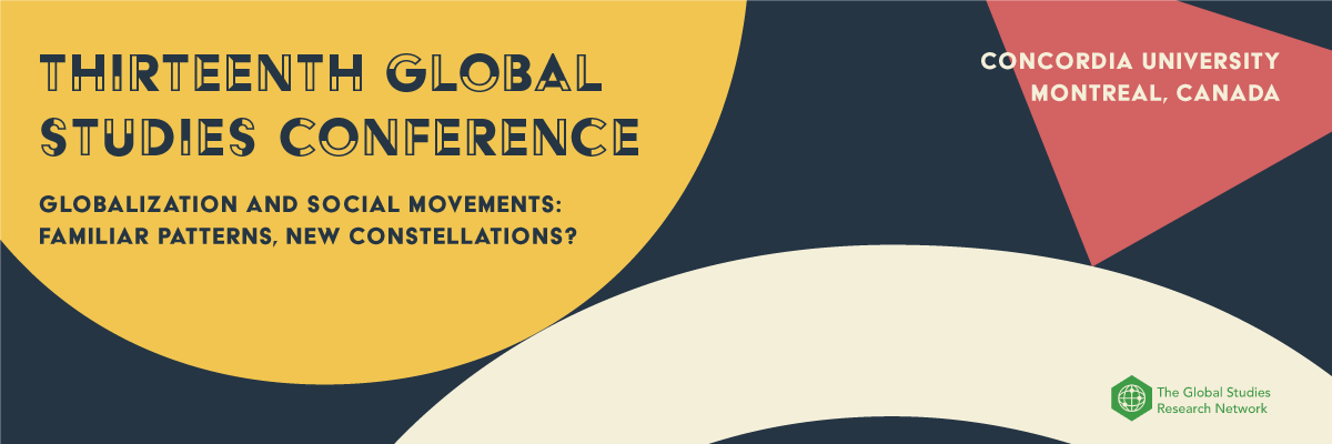 Thirteenth Global Studies Conference 2020 in Canada